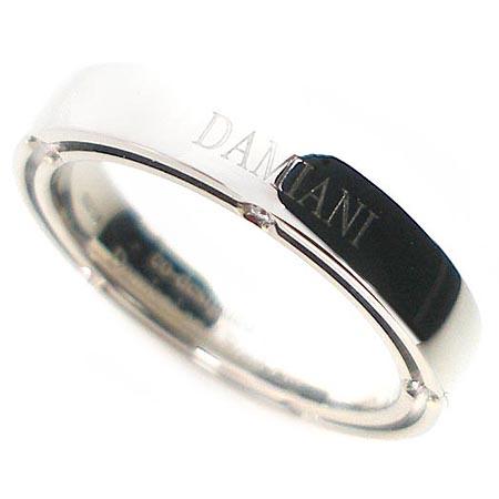 DAMIANI(다미아니) 18K 화이트골드 디사이드 20포인트 다이아 반지-9호 [동대문점]