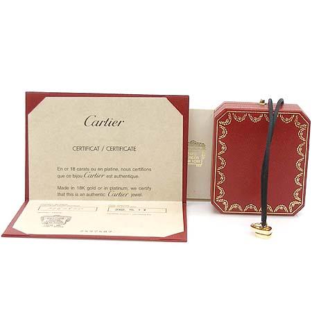 Cartier(까르띠에)  B3006700 18K 옐로우 골드 하트 펜던트 목걸이 [동대문점] 이미지5 - 고이비토 중고명품