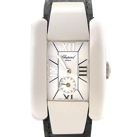 Chopard(쇼파드) La Strada 스틸 가죽 밴드 여성용 시계 [강남본점]