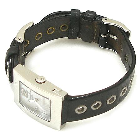 Dior(크리스챤디올) CD052115A002D108-109 사각 프레임 스틸 다이아 자개판 여성용 시계 [강남본점] 이미지3 - 고이비토 중고명품
