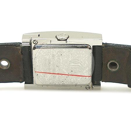 Dior(크리스챤디올) CD052115A002D108-109 사각 프레임 스틸 다이아 자개판 여성용 시계 [강남본점] 이미지5 - 고이비토 중고명품