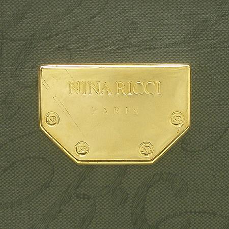 NINA RICCI(니나리치) PVC 금장 로고 숄더백 [대전본점] 이미지4 - 고이비토 중고명품