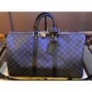 Louis Vuitton(루이비통) N41418 다미에 캔버스 그라피트 키폴 45 토트백 +숄더스트랩