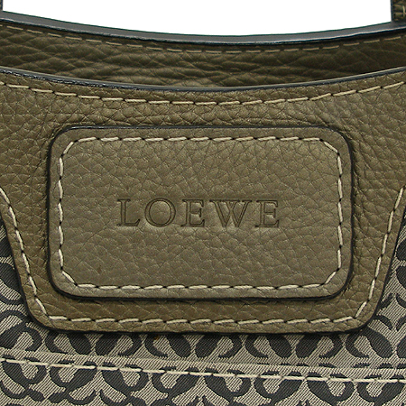 Loewe(로에베) 레더 스티치 토트백 [강남본점]