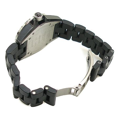 Chanel(샤넬) H0681 블랙 세라믹 러버 밴드 J12 33MM 여성용 시계  [대구동성로점] 이미지3 - 고이비토 중고명품