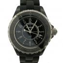 Chanel(샤넬) H0681 블랙 세라믹 러버 밴드 J12 33MM 여성용 시계  [대구동성로점]