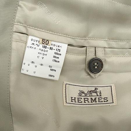 Hermes(에르메스) 트렌치코트(벨트SET)