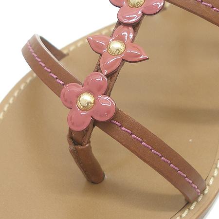 Louis Vuitton(루이비통) 872991 플레러스 텅 글래디에이터 샌들