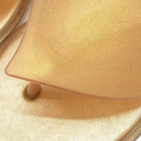 Vivienne_Westwood(비비안 웨스트우드) 하트 장식 멜리사 젤리 샌들 이미지5 - 고이비토 중고명품