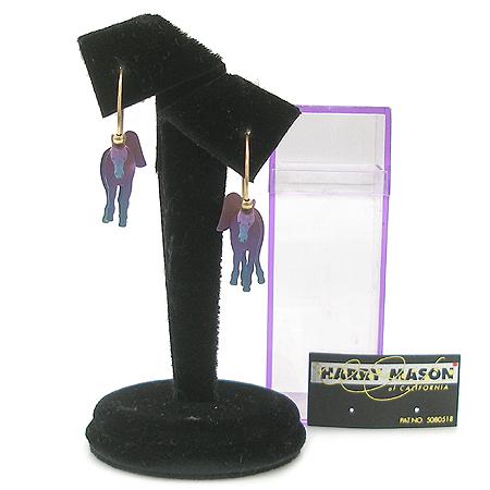 HARRY MASON (헤리메이슨) 귀걸이 이미지2 - 고이비토 중고명품