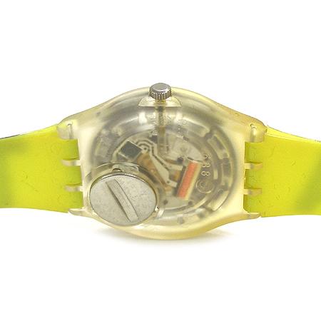 swatch(스와치) 러버 밴드 시계