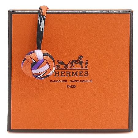 Hermes(에르메스) 실크 핸드폰 줄