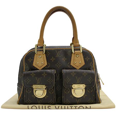 Louis Vuitton(루이비통) M40026 모노그램 캔버스 맨하탄PM 토트백