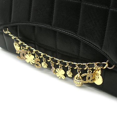 Chanel(샤넬) 발렌타인 램스킨 참장식 금장체인 숄더백 이미지3 - 고이비토 중고명품