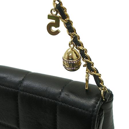 Chanel(샤넬) 발렌타인 램스킨 참장식 금장체인 숄더백 이미지4 - 고이비토 중고명품