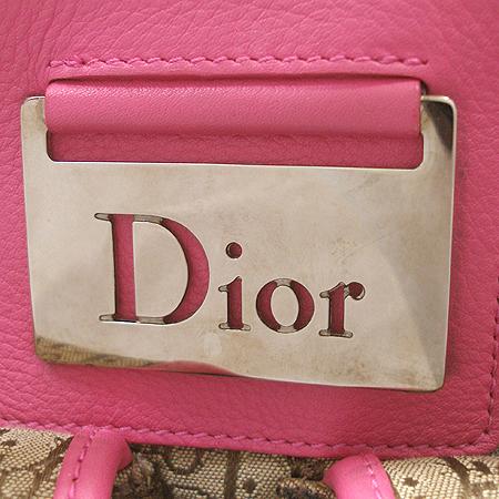 Dior(크리스챤디올) JCF44966 디오르 시모 로고 자가드 멀티 포켓 토트백