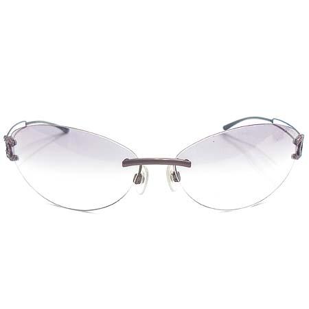 Chanel(샤넬) 측면 COCO 로고 장식 무테 선글라스