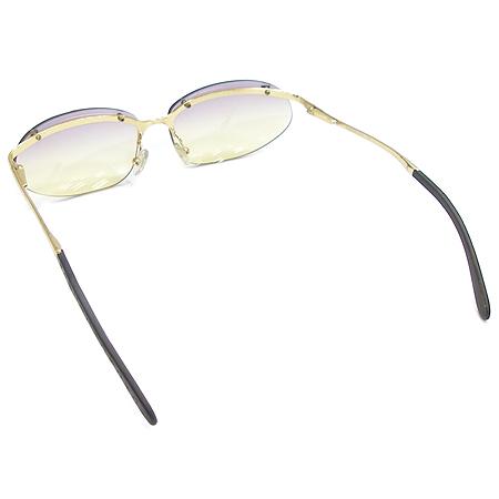 Celine(셀린느) SC1005 블라종 로고 금장 반무테 선글라스