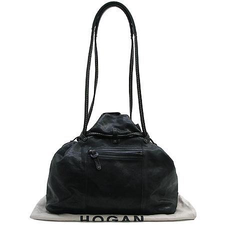 HOGAN(호간) 블랙 래더 숄더백 [강남본점] 이미지2 - 고이비토 중고명품