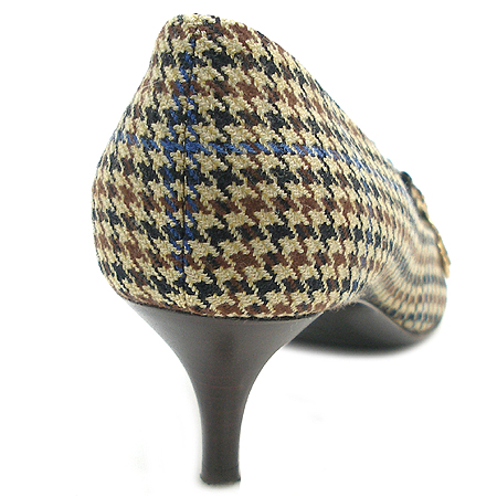 Louis Vuitton(루이비통) 패브릭 트위드 펌프스 여성용 구두 이미지5 - 고이비토 중고명품