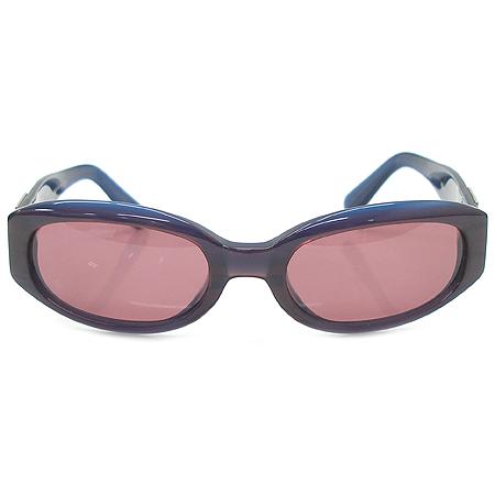 Bvlgari(불가리) 822 585 측면 이니셜 장식 뿔테 선글라스