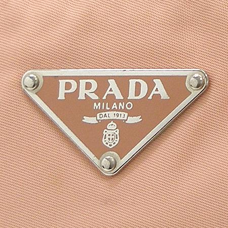 Prada(프라다) 래더 스티치 패브릭 숄더백