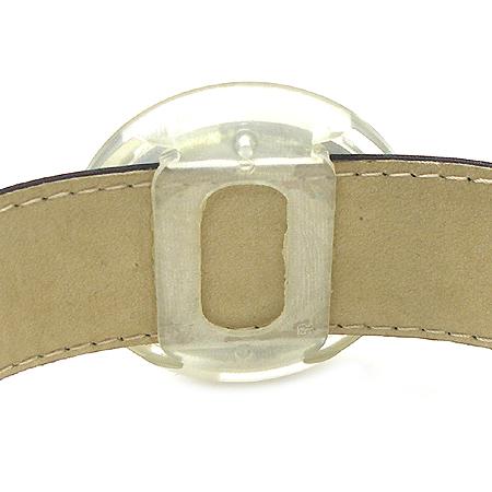 swatch(스와치) 원형 패브릭 밴드 패션 시계