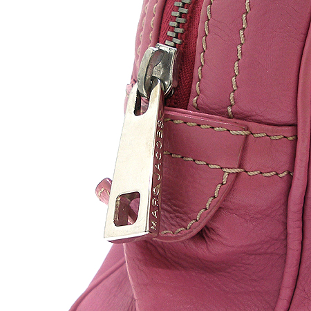 Marc_Jacobs (마크 제이콥스) 투 포켓 핑크 레더 베네치아 토트백 [강남본점] 이미지5 - 고이비토 중고명품