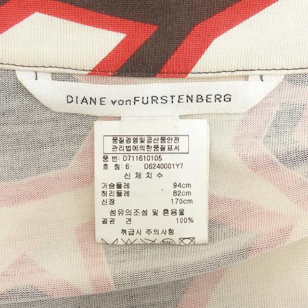 DIANE von FURSRENBERG(다이앤 본 퍼스텐버스) 원피스 (실크100)