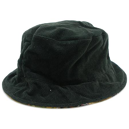 Etro(에트로) 체크 양면 벙거지 모자