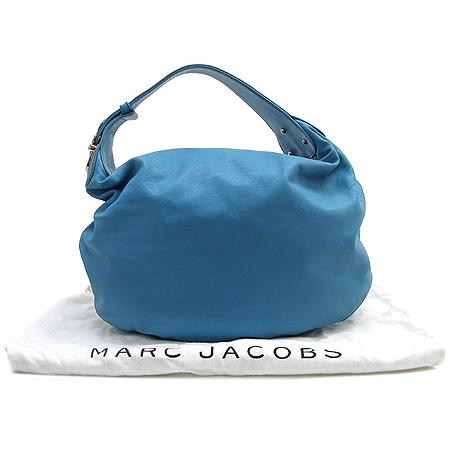 Marc_Jacobs (마크 제이콥스) 스카이블루 래더 호보 숄더백