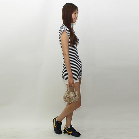 Dior(크리스챤디올) 디올 이니셜 PVC 미니 토트백
