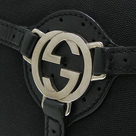 Gucci(구찌) 114869 GG로고 은장 호보 숄더백