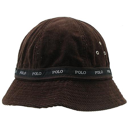 Polo Ralphlauren(폴로) 코듀로이 벙거지 모자