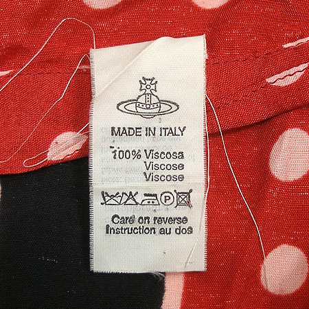 Vivienne Westwood(비비안웨스트우드) 롱 남방 이미지4 - 고이비토 중고명품