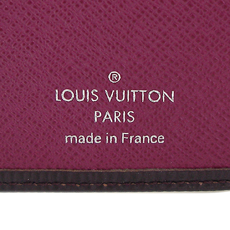 Louis Vuitton(루이비통) M6364K 카씨 컬러 에삐 레더 프렌치퍼스 중지갑 [잠실점]