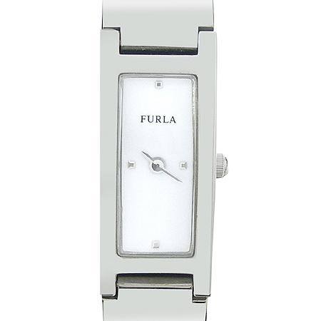 FURLA(훌라) 스퀘어 스틸 여성용 시계