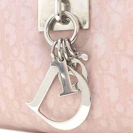 Dior(크리스챤디올) NLC441600 로고 장식 패브릭 파우치 숄더백 이미지4 - 고이비토 중고명품