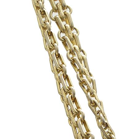 Chanel(샤넬) 2.55 빈티지 L 사이즈 금장 체인 숄더백 이미지4 - 고이비토 중고명품
