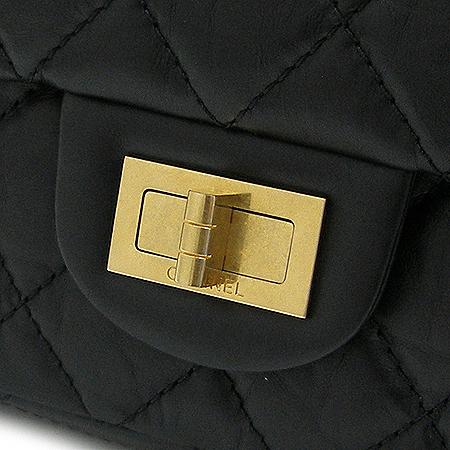Chanel(샤넬) 2.55 빈티지 L 사이즈 금장 체인 숄더백 이미지5 - 고이비토 중고명품