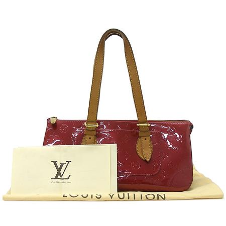 Louis Vuitton(루이비통) M93507 모노그램 베르니 폼다무르 로즈우드 숄더백