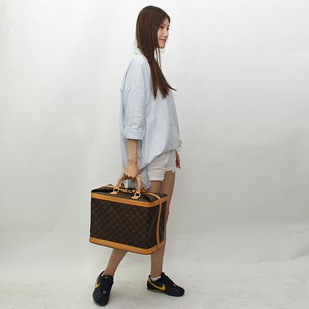 Louis Vuitton(루이비통) M41139 모노그램 캔버스 크루져 40 토트백 이미지7 - 고이비토 중고명품