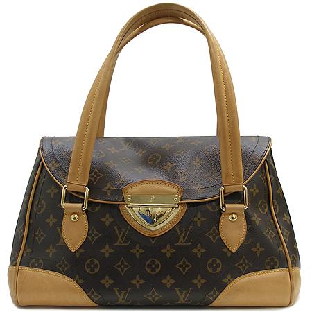 Louis Vuitton(루이비통) M40120 모노그램 캔버스 비버리 GM 숄더백