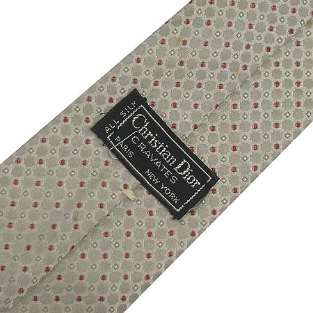Dior(크리스챤디올) 100% 실크 넥타이 2점