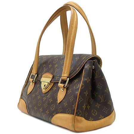 Louis Vuitton(루이비통) M40120 모노그램 캔버스 비버리 GM 토트백 이미지3 - 고이비토 중고명품