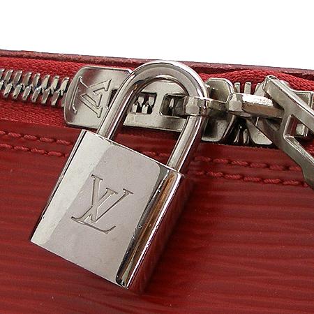 Louis Vuitton(루이비통) M4032E 에삐 레드 카민 알마GM 토트백 [부산센텀본점] 이미지4 - 고이비토 중고명품