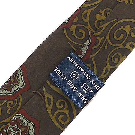 Dior(크리스챤디올) 100% 실크 넥타이
