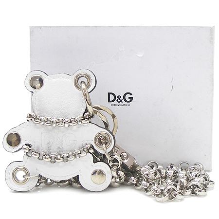 D&G(돌체&가바나) DP0330 곰돌이  버클 은장 체인