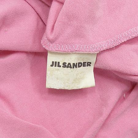 Jilsander(질샌더) 실크혼방 후드 나시