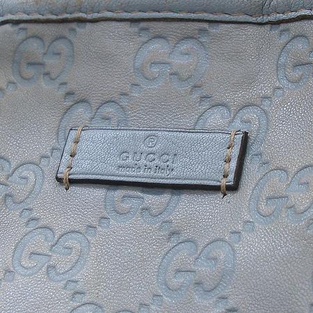 Gucci(구찌) 197953 GG 로고 시마 래더 쇼퍼 숄더백 이미지4 - 고이비토 중고명품